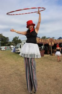 The Red, White and Black Circus (@Illawarra folk festival 2013)AC