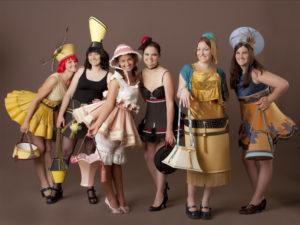 The Lampshade Ladies